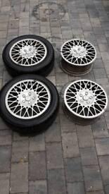 Mazda alloy wheels 5 x 114.3 / 16 ich