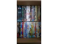 Various DVD's (individually priced)