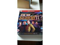 Star Trek Scene It DVD Game
