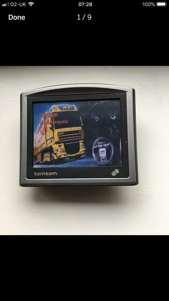 Bargain Tom Tom Truck, New V 1015 Europe Truck Map, Accessories Like New,  October 2018 !!! | in Mountsorrel, Leicestershire | Gumtree