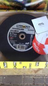 X10 Metal cutting discs stihl saw grinding 👍