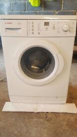 forsale bosch washer