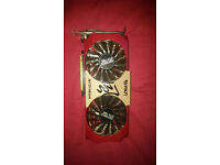 Palit JetStream GTX 760 Graphics Card sell or swap for iPhone