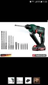 Parkside Sds drill
