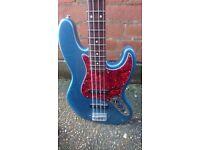 Fender MIM Jazz Bass 1993 and 2007 MIM Jazz Bass