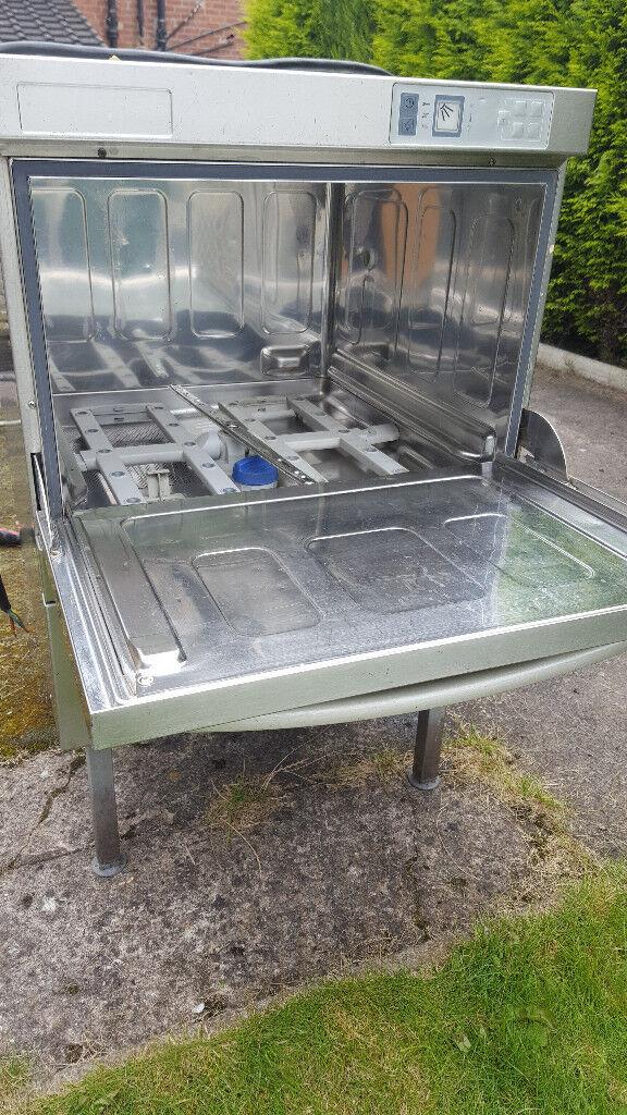 Winterhalter GS215 Glasswasher