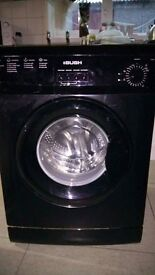 Black bush 6kg washing machine