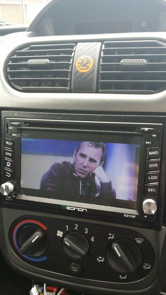 3g wifi android eonon dvd cd player gps bluetooth car sterio