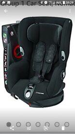 Maxi cosi car seat axiss