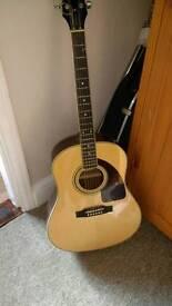 Epiphone acoustic guitar AJ-220ST