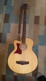 Tanglewood TW155 Left handed LH acoustic bass