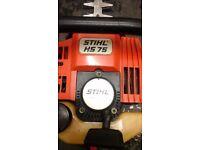 STIHL HS75 HEDGE TRIMMER