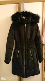 Winter coat size 12