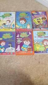 Horrid Henry DVD Bundle