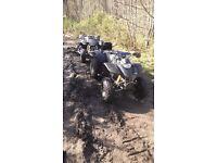Ram 170cc quad