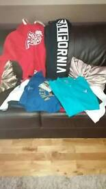 Young adult clothing