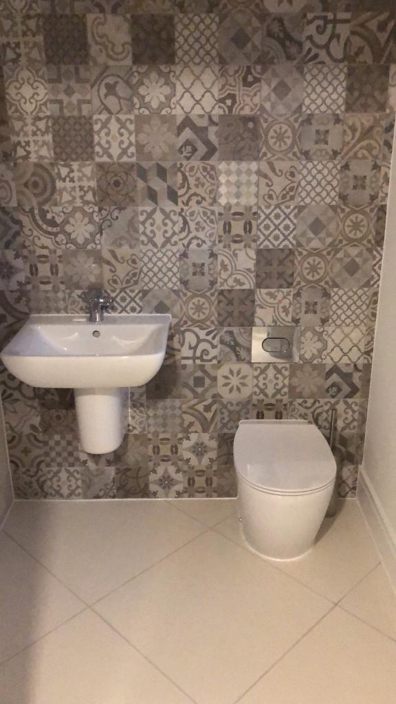 Porcelenosa floor tiles
