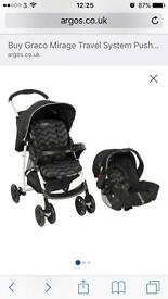 Graco zig zag travel system