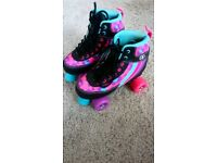No fear Roller skates 20-100kg fits a 5