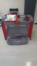 Travel Cot by Combi