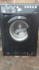 BEKO washing machine black color ... free delivery
