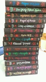 The Morganville Vampires. Full set of 15 books. Best sellers. Brilliant!