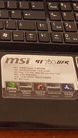 MSI GT780 DXR
