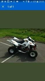 APACHE RLX450 ROAD LEGAL QUAD 2011