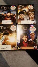 Merlin series 1&2