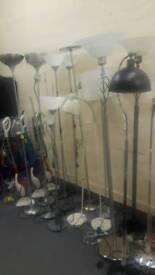 Many New Floor Lamps