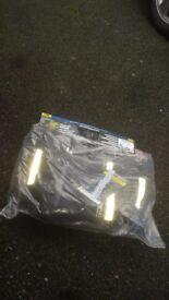 Waterproof pannier bags