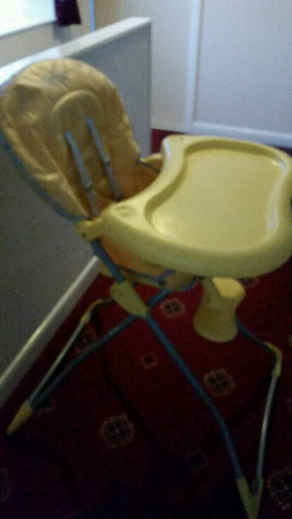 Greco Highchair