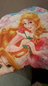 Disney princess duvet double and lamp shade