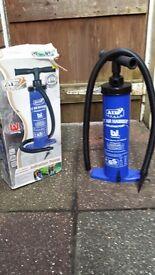 pump free - standing