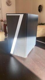 CiT Seven RGB Windowed MicroATX PC Gaming Case