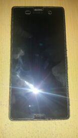 Sony Xperia Z3 D6603 | Good Physical Condtion | Cracked Digitizer
