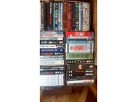 1100+ DVD box sets and PC games with PS games