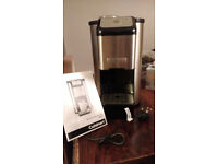 One cup Grind and Brew coffee maker