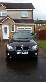 BMW 5 SERIES 2L MSPORT