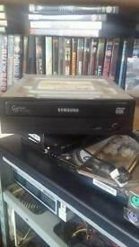 Samsung DVD writer/player