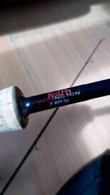 redfly redington 9' #8/9 2pc fly rod