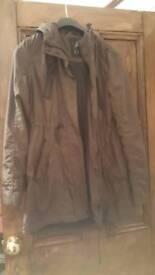 Womans coat.
