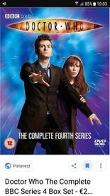 Dr who complete season 4