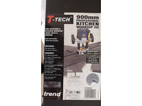 Trend T-Tech 900mm Professional kitchen Worktop Jig