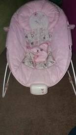 Baby boucy chair