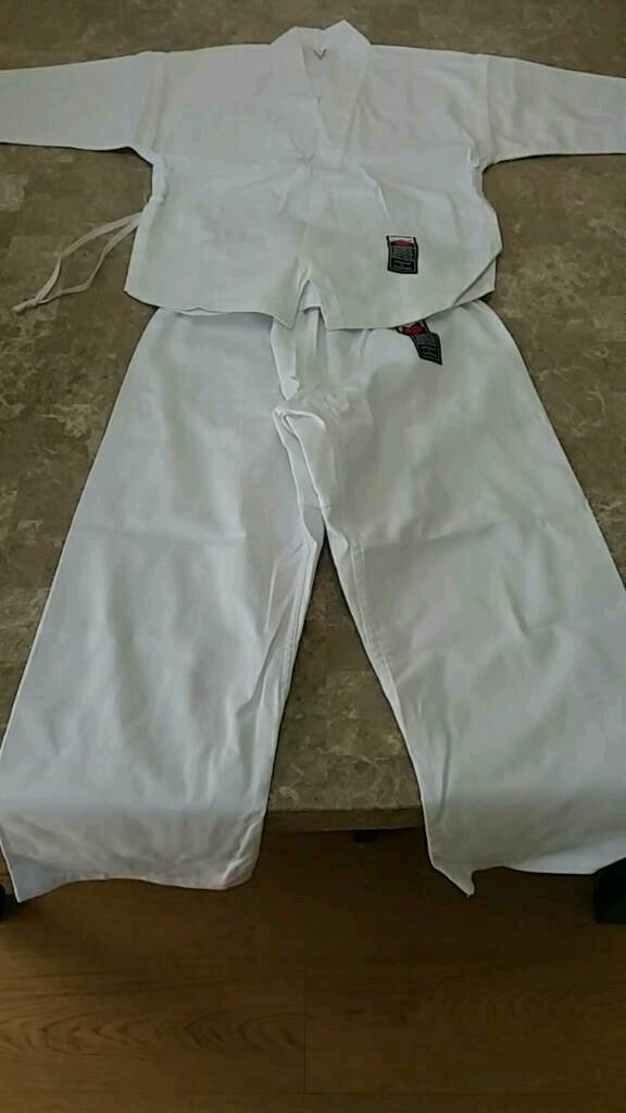 Kids karate excellent condition viewing welcome