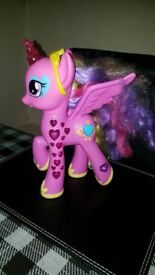 My Little Pony Cutie Mark Princess Cadance & Pinkie Pie toy Figure