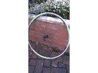 Bontrager 700c front wheel