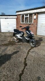 Yamaha Aerox 100cc YQ100 2004