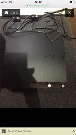 PlayStation 3 slim 130gb